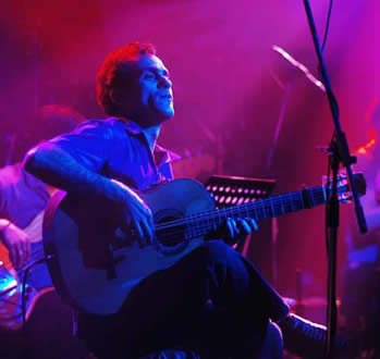 "Performance at ""The Mercury Lounge"", Melbourne"